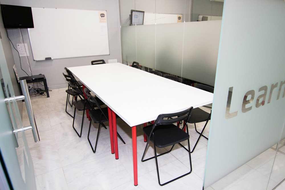 Aprendre anglès grup privat Lleida